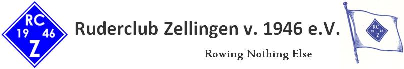 Ruderclub Zellingen v. 1946 e.V. Logo